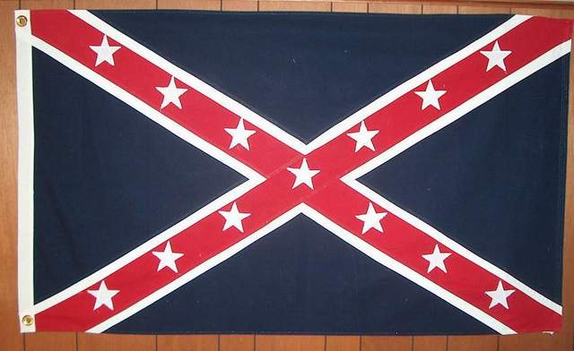 ATM/General Taylor's Headquarters Flag