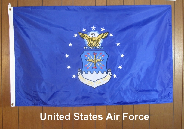 U.S. Air Force 3'X5'