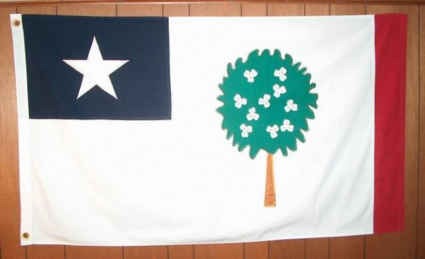 Republic of Mississippi Flag