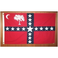South Carolina Soverign Flag