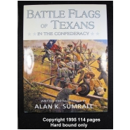 Battle Flags of Texans in the Confederacy
