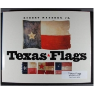 Texas Flags-Hard Bound