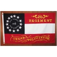 20th Regiment CSA Texas Volunteers