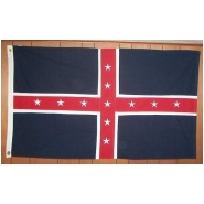 General Polk's Personal Flag