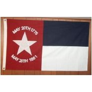 North Carolina Civil War Flag