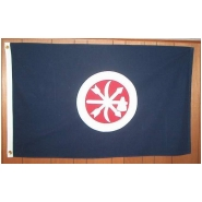 Choctaw Braves Unit Flag