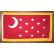 General Van Doren's Unit Flag